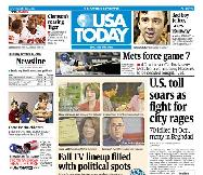 10/19/2006 Issue of USA TODAY