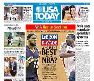 10/31/2006 Issue of USA TODAY