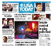 11/06/2006 Issue of USA TODAY