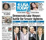 11/08/2006 Issue of USA TODAY