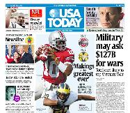 11/17/2006 Issue of USA TODAY