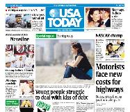 11/20/2006 Issue of USA TODAY