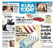12/05/2006 Issue of USA TODAY