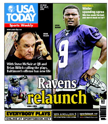 12/20/2006 Issue of Sports Weekly