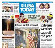 12/29/2006 Issue of USA TODAY
