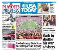 1/05/2007 Issue of USA TODAY