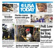 1/09/2007 Issue of USA TODAY
