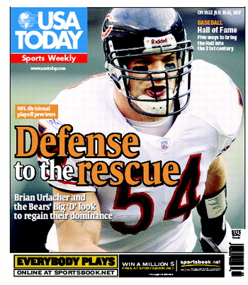 1/10/2007 Issue of Sports Weekly