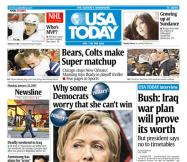 1/22/2007 Issue of USA TODAY