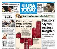 1/25/2007 Issue of USA TODAY