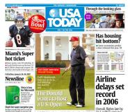 1/26/2007 Issue of USA TODAY