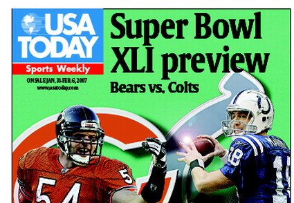 1/31/2007 Issue of Sports Weekly