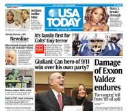 2/01/2007 Issue of USA TODAY