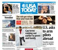 2/08/2007 Issue of USA TODAY