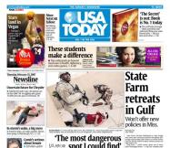 2/15/2007 Issue of USA TODAY