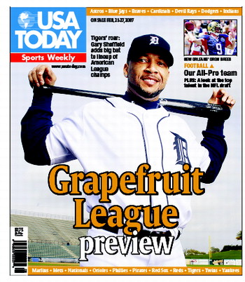 2/21/2007 Issue of Sports Weekly