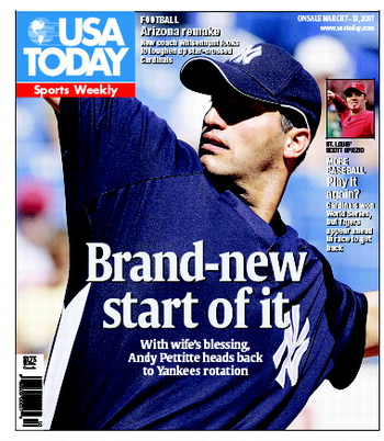 3/07/2007 Issue of Sports Weekly