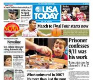 3/15/2007 Issue of USA TODAY