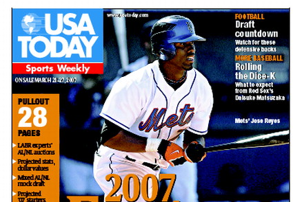 3/21/2007 Issue of Sports Weekly