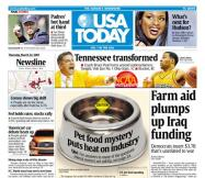 3/22/2007 Issue of USA TODAY