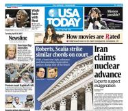 4/10/2007 Issue of USA TODAY