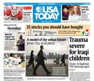 4/16/2007 Issue of USA TODAY