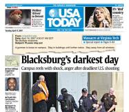 4/17/2007 Issue of USA TODAY
