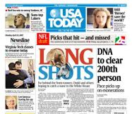 4/23/2007 Issue of USA TODAY