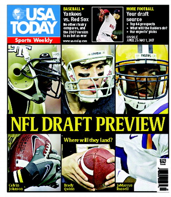 4/25/2007 Issue of Sports Weekly
