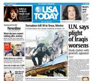 4/26/2007 Issue of USA TODAY