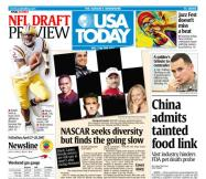 4/27/2007 Issue of USA TODAY