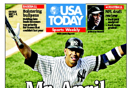 5/02/2007 Issue of Sports Weekly