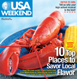 5/18/2007 Issue of USA Weekend