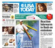 6/01/2007 Issue of USA TODAY