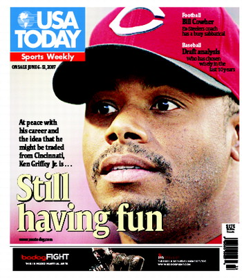 6/06/2007 Issue of Sports Weekly