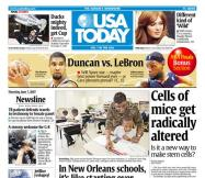 6/07/2007 Issue of USA TODAY