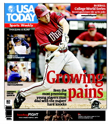 6/13/2007 Issue of Sports Weekly