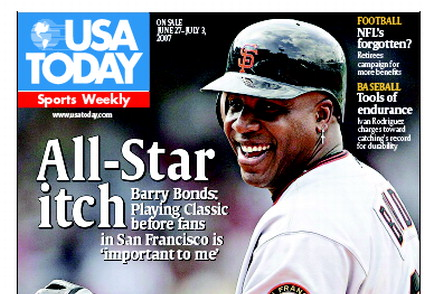 6/27/2007 Issue of Sports Weekly