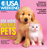 7/06/2007 Issue of USA Weekend
