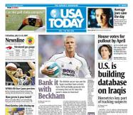 7/13/2007 Issue of USA TODAY