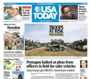 7/16/2007 Issue of USA TODAY