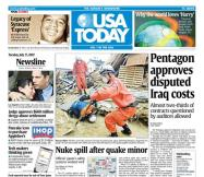 7/17/2007 Issue of USA TODAY