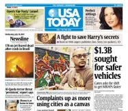7/18/2007 Issue of USA TODAY