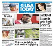 7/19/2007 Issue of USA TODAY