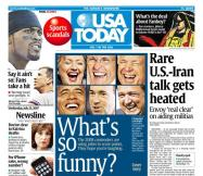 7/25/2007 Issue of USA TODAY