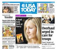7/26/2007 Issue of USA TODAY
