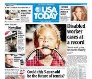 7/30/2007 Issue of USA TODAY