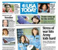 8/01/2007 Issue of USA TODAY
