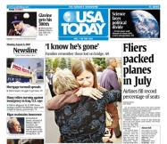 8/06/2007 Issue of USA TODAY