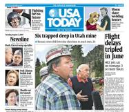8/07/2007 Issue of USA TODAY
